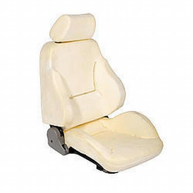 Rally Recliner Seat - RH - Bare Seat