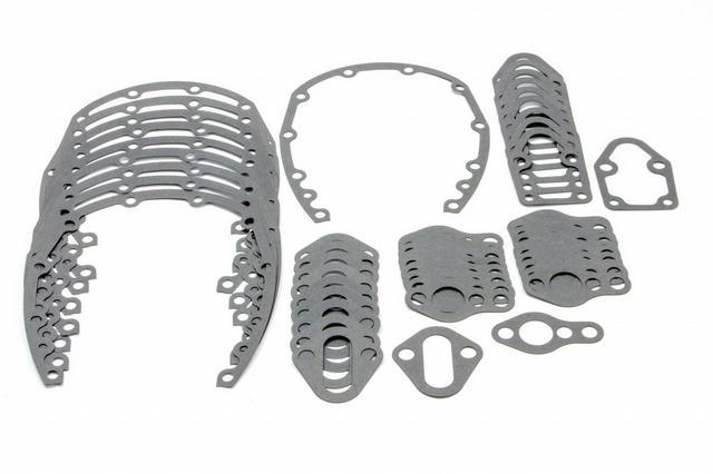 SBC Timing Cover Gaskets Dyno-Pak (10)