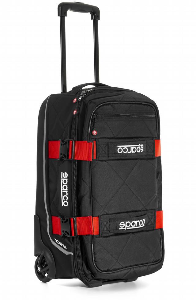 Bag Travel Black / Red