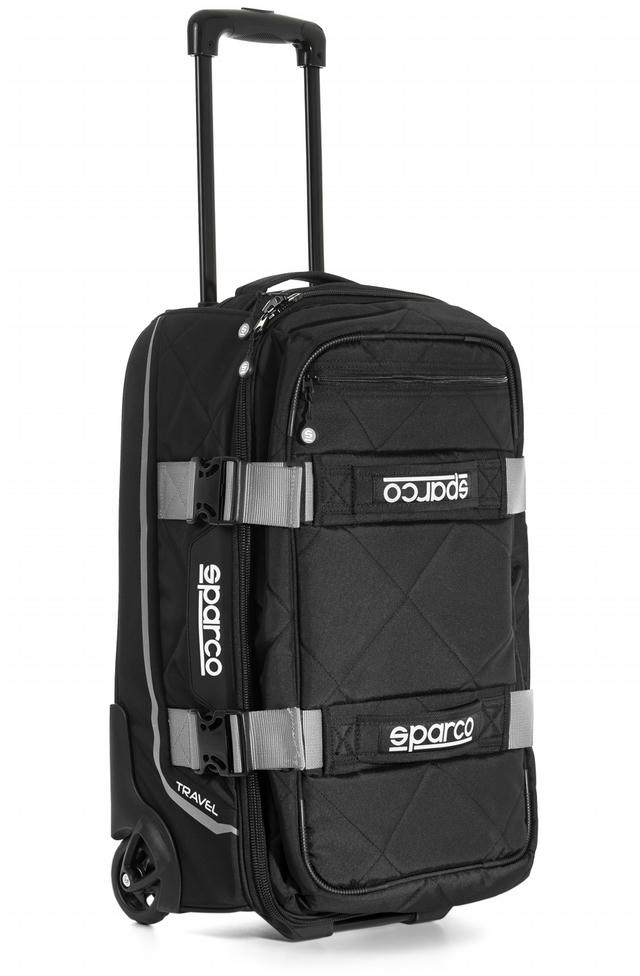 Bag Travel Black / Silver
