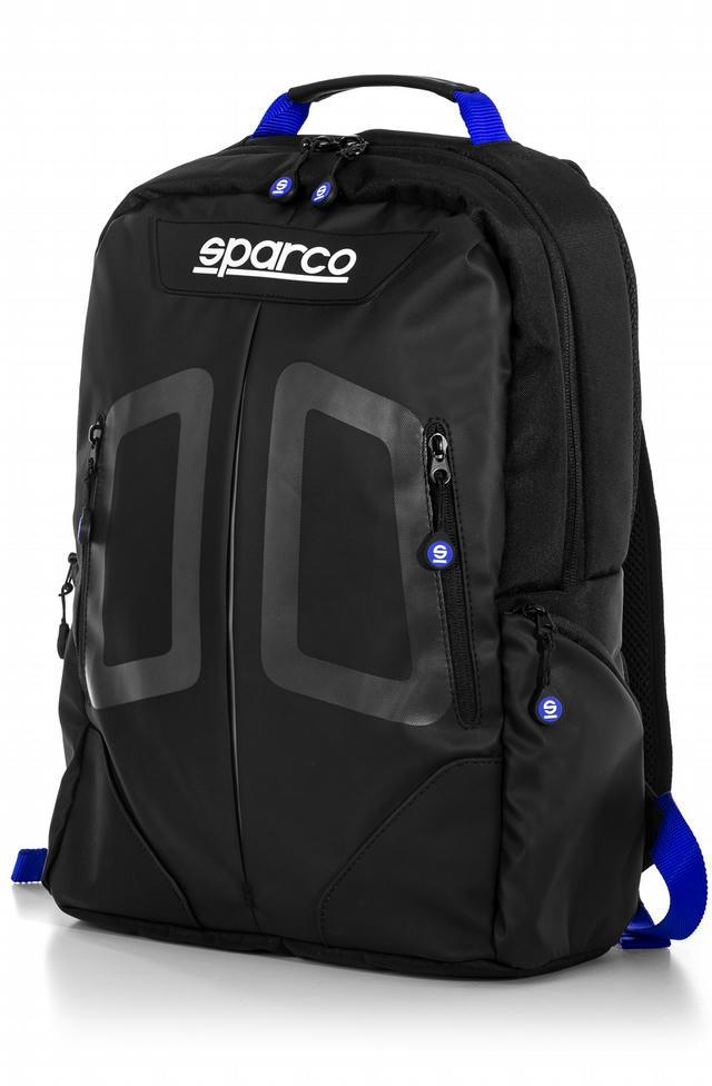 Backpack Stage Black / Blue