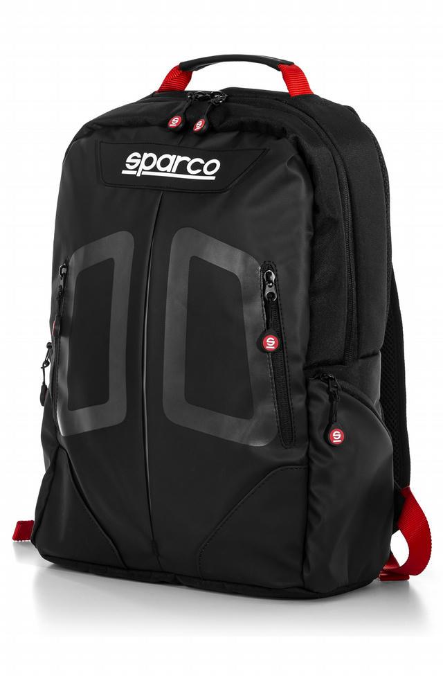 Backpack Stage Black / Red
