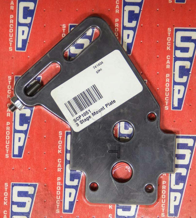 3 Stage Mount Plate