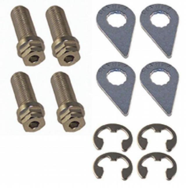 Turbo Locking Bolt Kit - 10mm x 1.25 x 25mm (4)