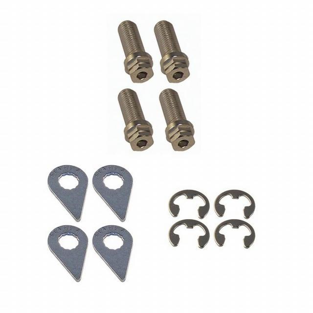 Turbo Bolt Kit - 6pt 10mm x 1.50 x 25mm