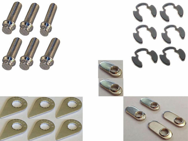 Collector Bolt Kit - 6pt 3/8-16 x 1.5in (6)