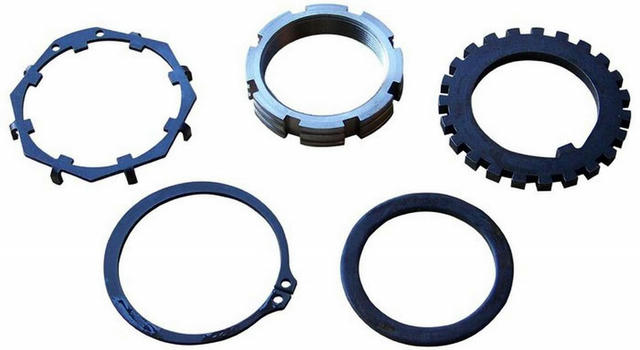 X-Lock Dana 60 Front Spindle