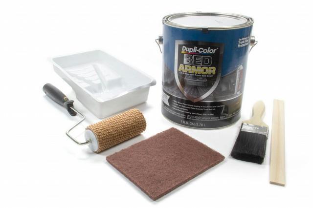 Premium Trk Bed Coating Kit w/Kevlar