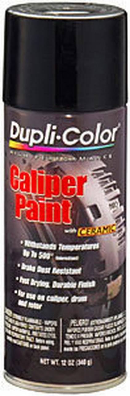 Brake Caliper Black Paint 12oz