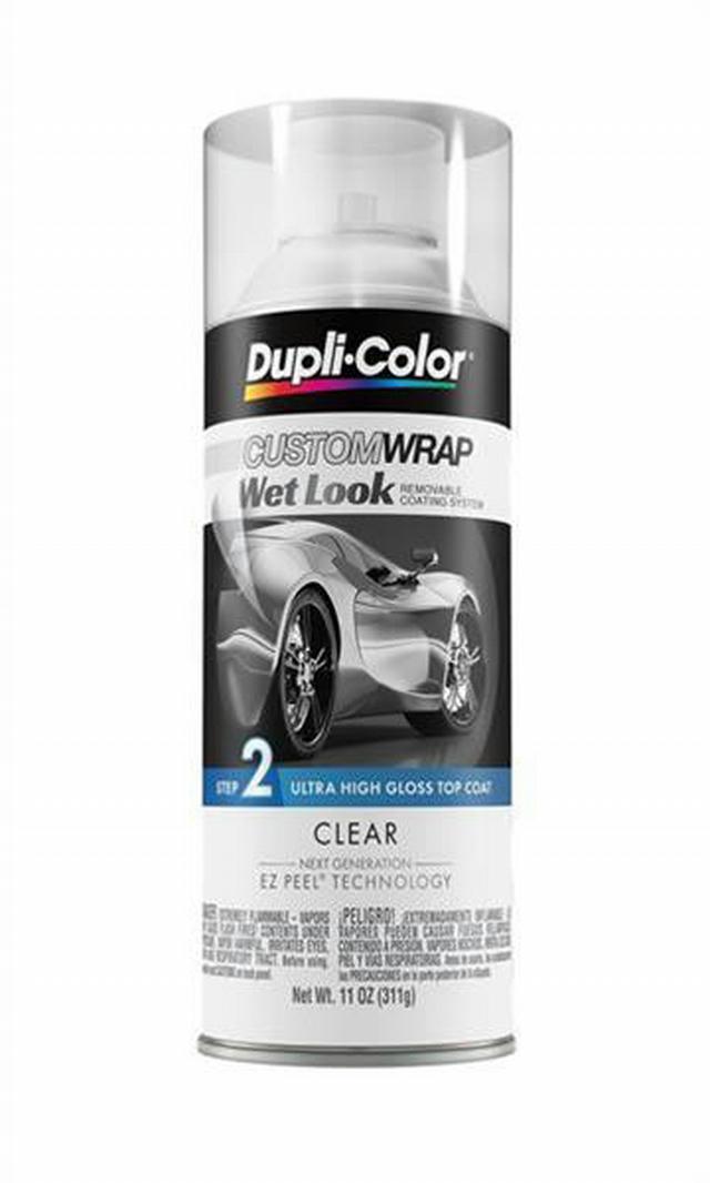 Dupli Color Custom Wrap Removable Wet Look High