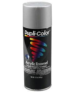 Chrome Aluminum Enamel Paint 12oz