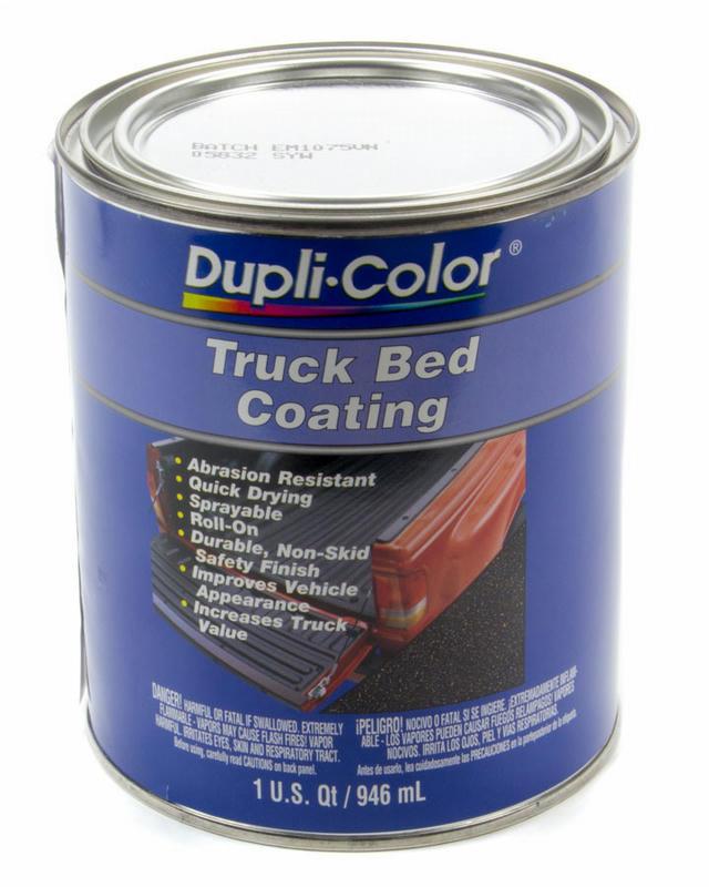 Truck Bed Coating Quart