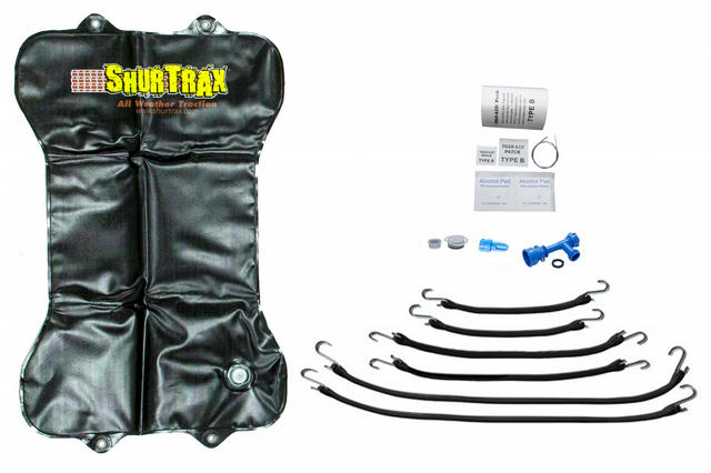 Auto/Suv Size Traction Aid w/Repair Kit