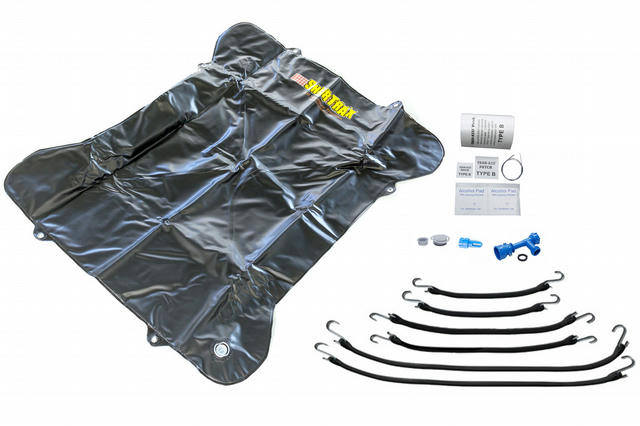 Compact Truck Traction Aid w/Repair Kit