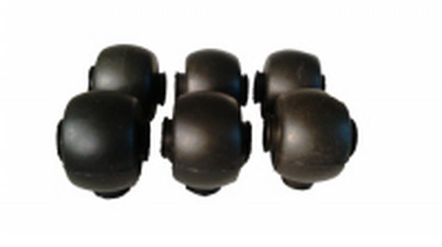 Rod End Boots - 1/2-5/8- 3/4in (6pcs)