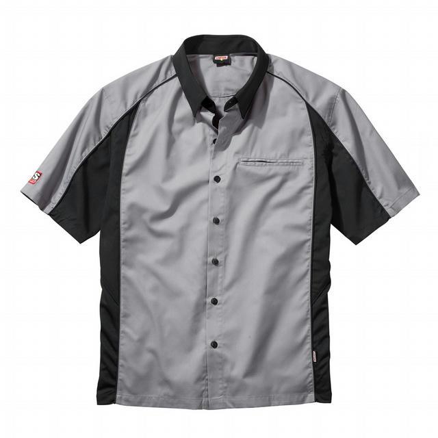 Talladega Crew Shirt XXL Black/Gray