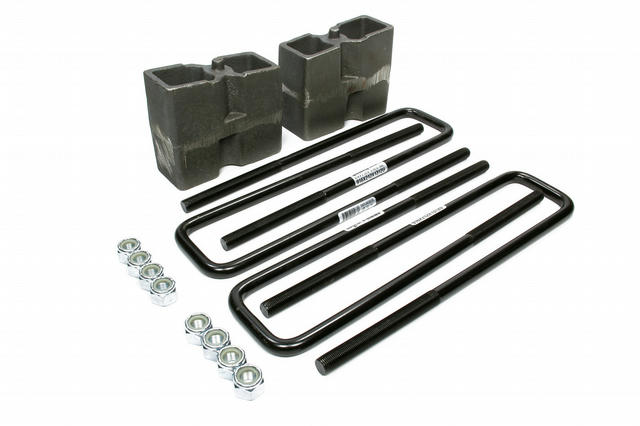 Rear Block Kit 4.5in with U-Bolts
