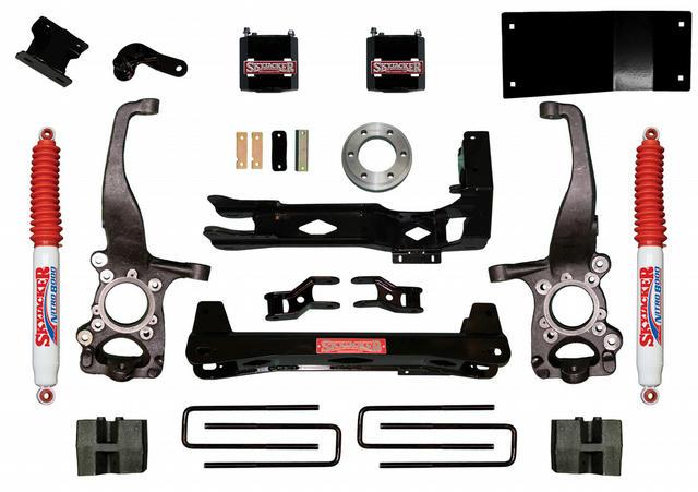 4.5inKT 15 F150 4WD SPCR N80