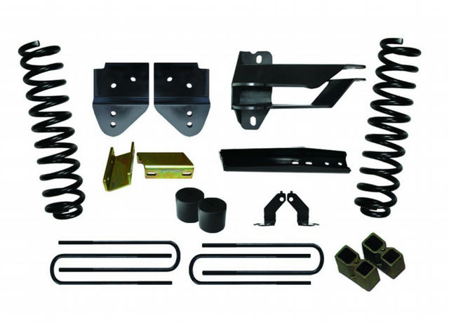 17-  Ford F250 Diesel 6in Suspension Lift Kit