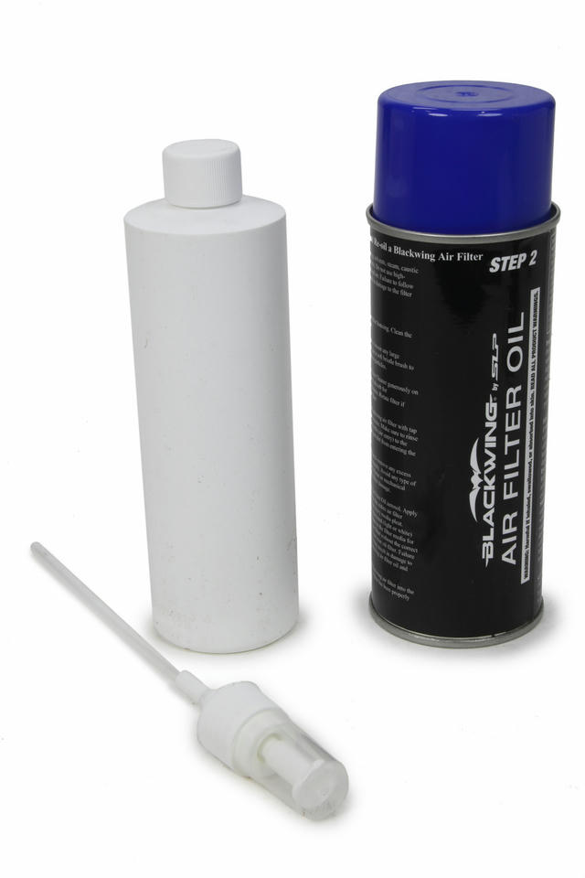 Air Cleaner and Oil Kit Blackwing Filter