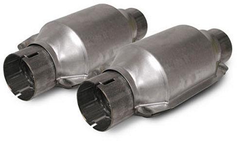 Catalytic Converters High-Flow (pair)