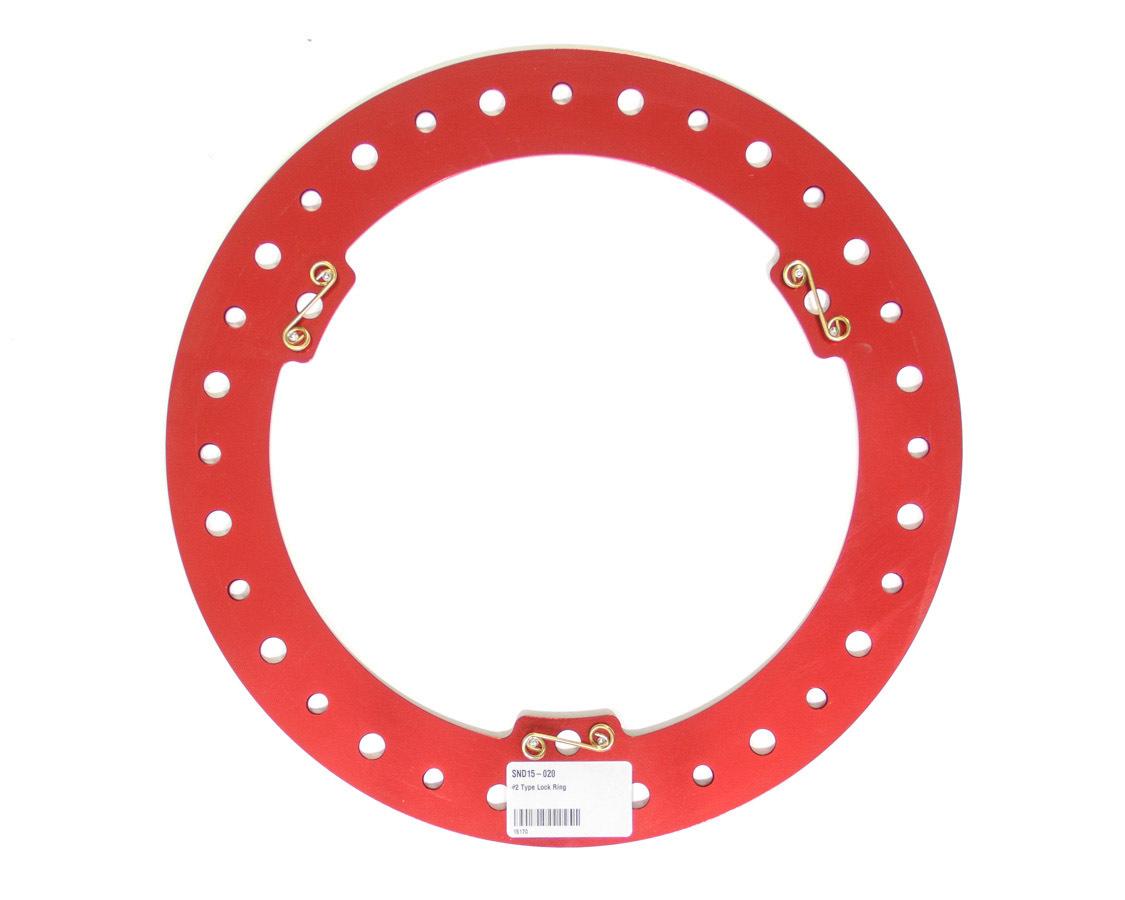 #2 Type Lock Ring