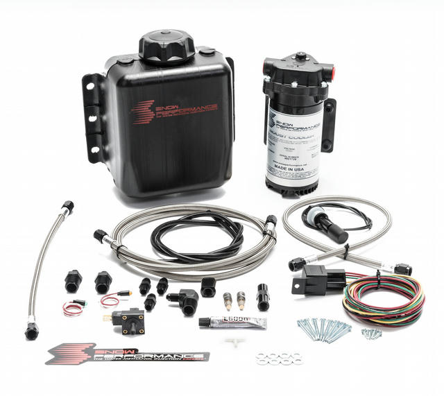 Stage-1 Boost Cooler Forced Induction