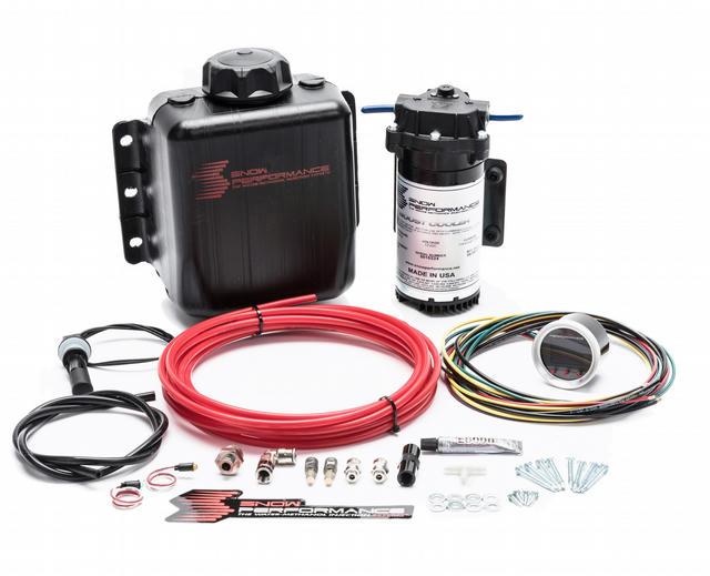 Water/Methanol Kit Gas Stage II