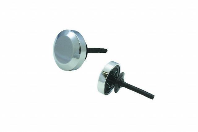 Cap  Power Steering Pump Saginaw Style Chrome