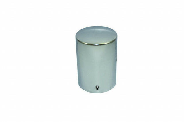 Oil Filter Cover Tall Chrome
