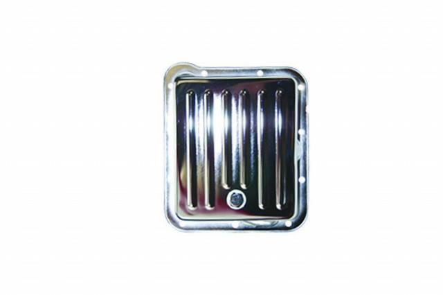 Ford C4 Steel Trans Pan Chrome