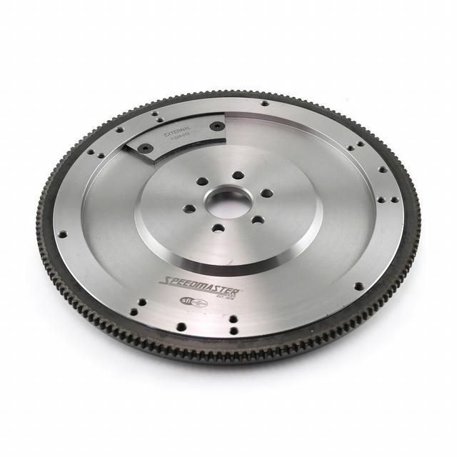 Billet Steel Flywheel - SFI - SBF 164 Tooth