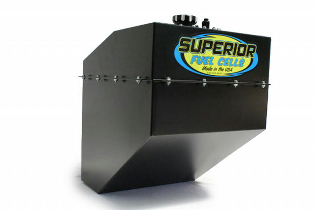 Fuel Cell Can 22gal Blk