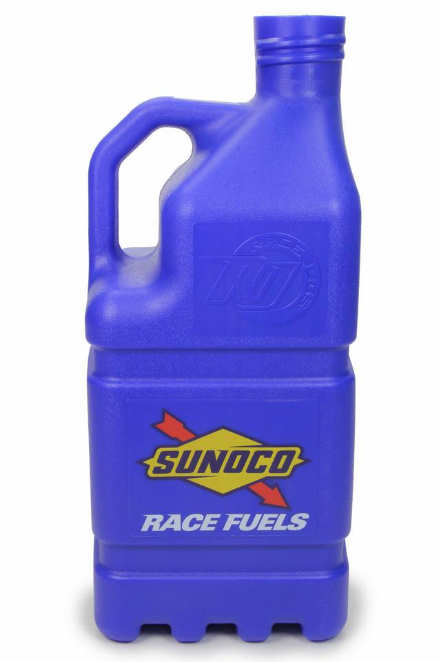 Blue Sunoco Race Jug GEN 2 W/O Lid
