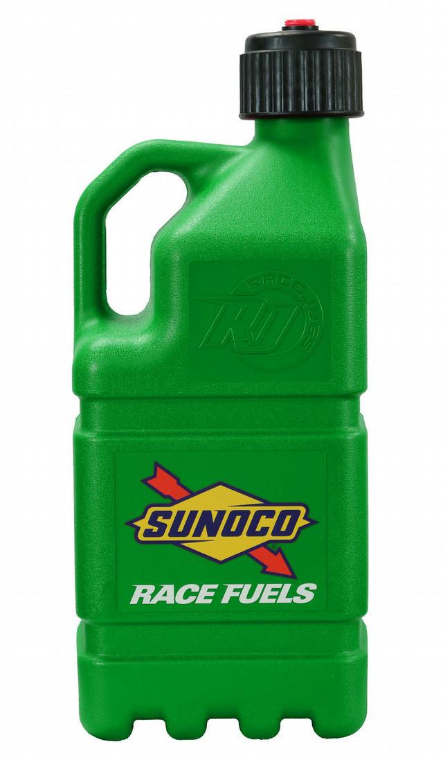 Green Sunoco Race Jug Gen 2 No Vent