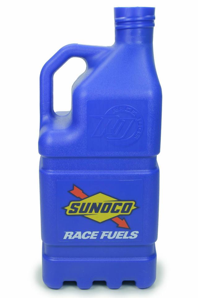Blue Sunoco Race Jug GEN 3 No Lid