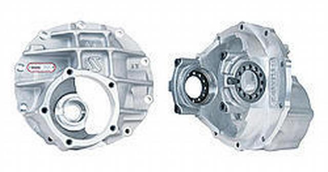 9in Aluminum Case - 3.062in Bore