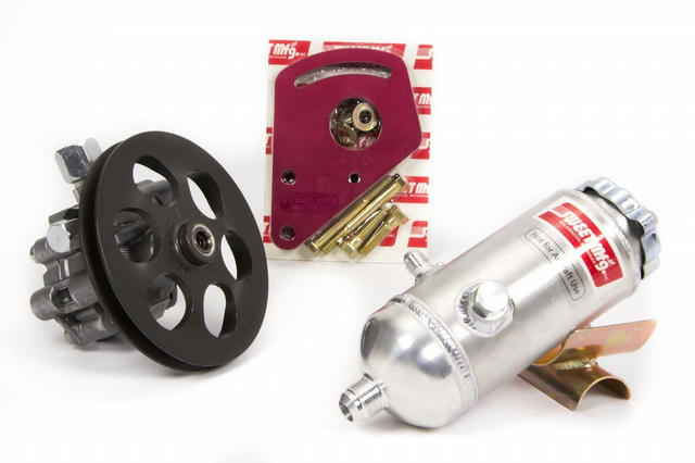 Power Steering Kit with Toyota Pump Block Mnt