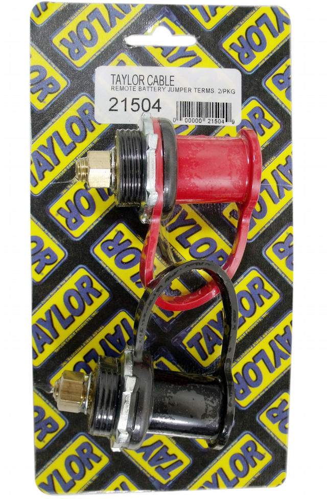 Remote Battery Jumper Terminals  2 pack