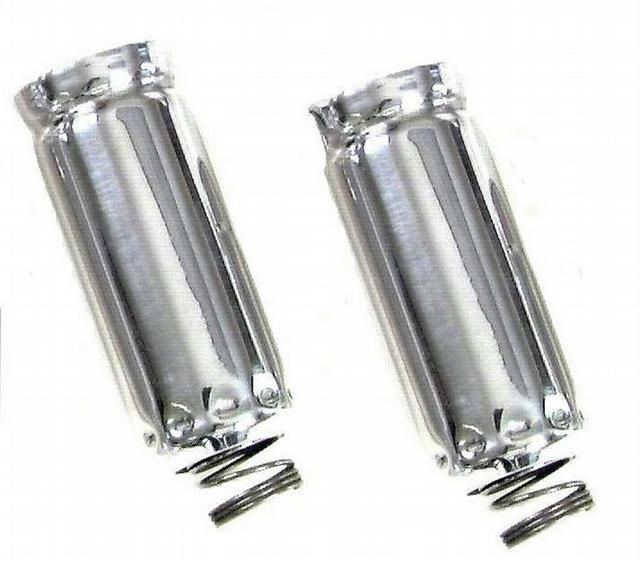 Heat Shield For 180 Deg Plug Boot- Short 1 Pair