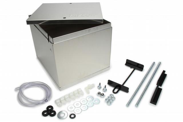 Aluminum 200 Series Battery Box