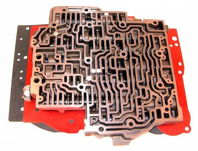 GM 700R4 Maunal Valve Body w/Revese Pattern