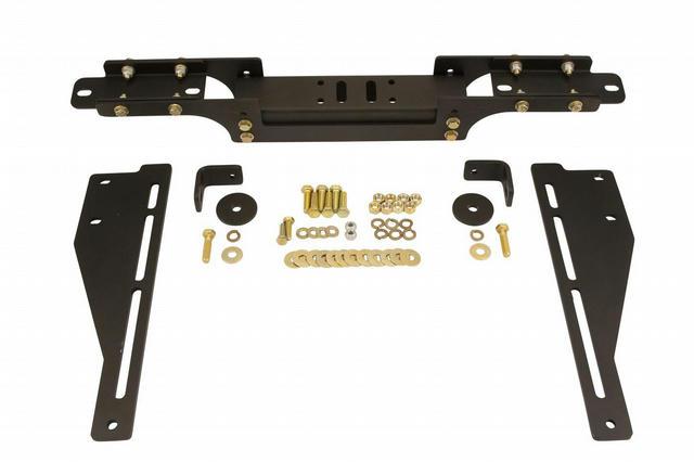 Trans Crossmember  w/ TCI 4X/6X & 4L80E Trans