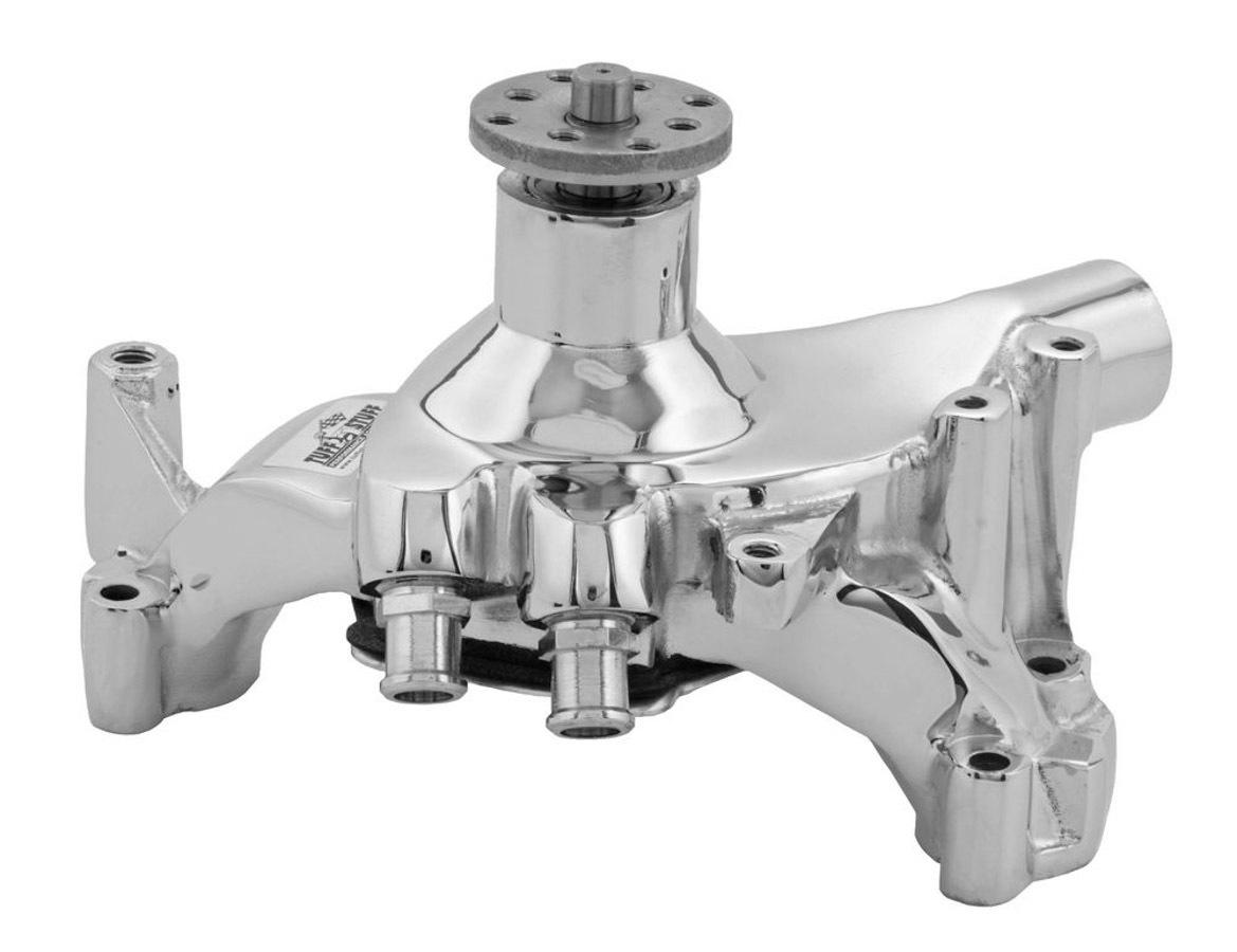 BBC Long Water Pump Chrome Supercool