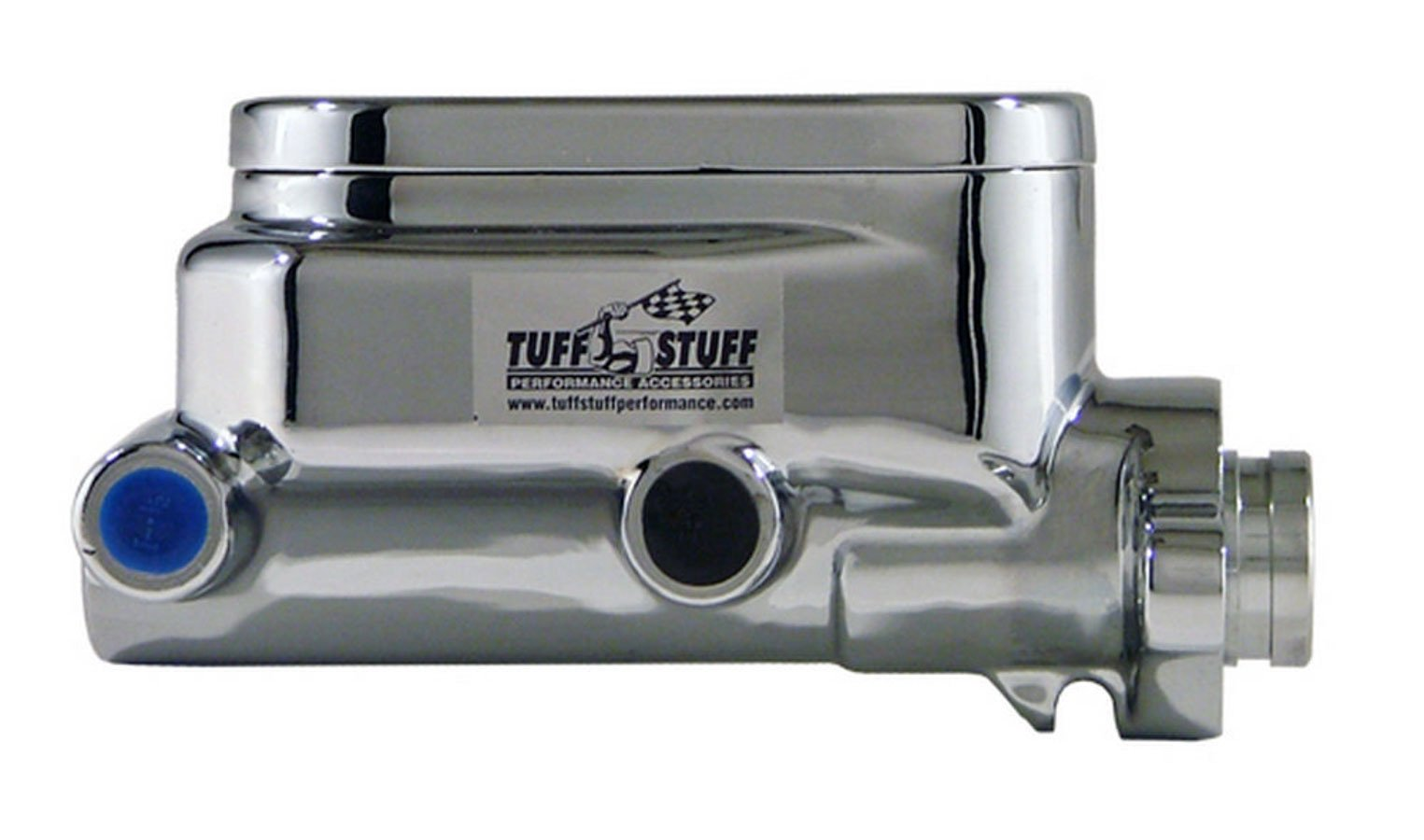 1in Bore Master Cylinder Alum Chrome