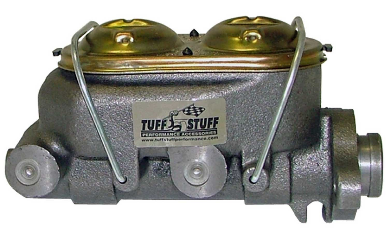 Dual Reservoir Master Cylinder 1-1/8in Bore