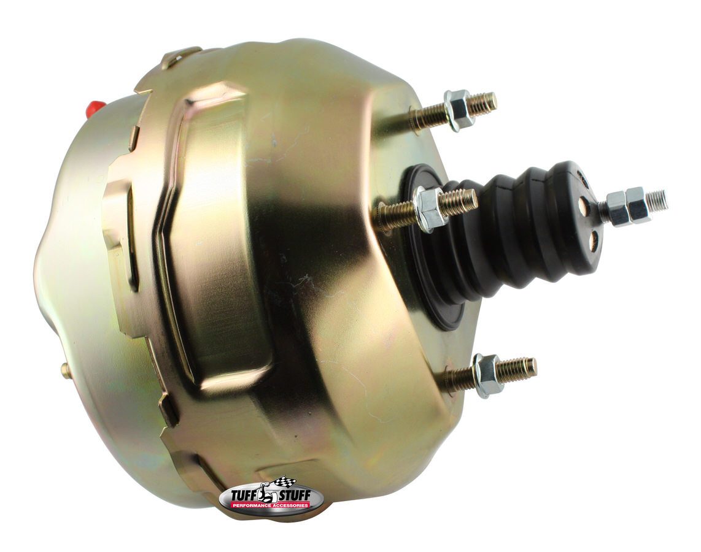 9in Dual Diaphragm Booster Gold Zinc