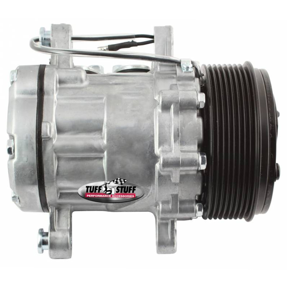 Peanut A/C Compressor R134A As Cast 8 Groove
