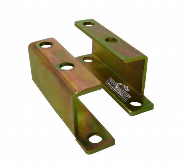 Booster Bracket GM 55-58 Gold Zinc