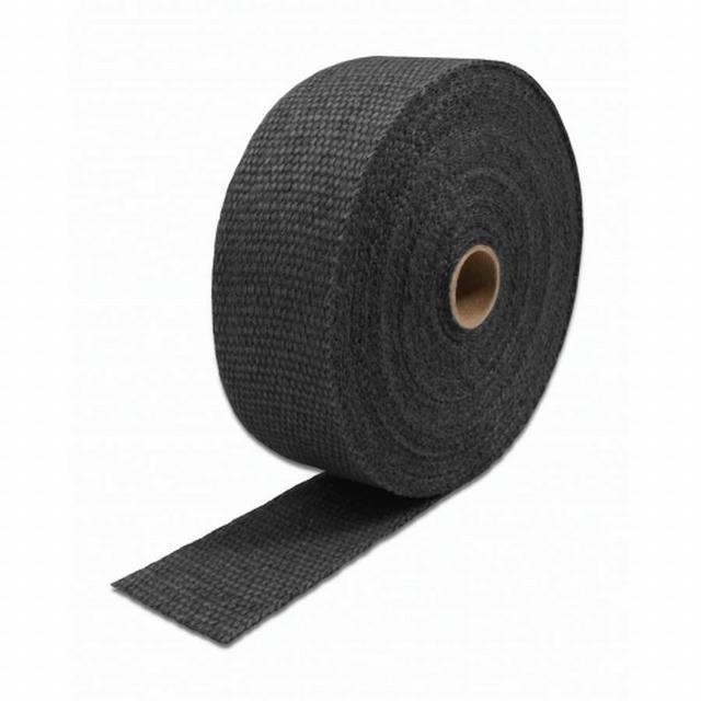 2 X 15 Black Header Wrap